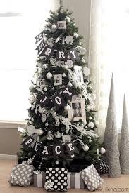 black christmas trees 12 christmas tree decorating ideas silver christmas tree silver