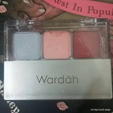 Aplikasi Eyeshadow Sariayu jual preloved wardah eye shadow seri l prims secondhand store