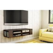 dining room elegant floating entertainment center wall mount
