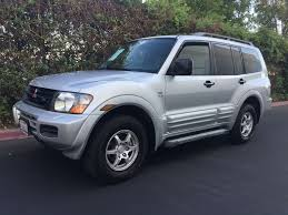 mitsubishi montero sport 2001 used 2001 mitsubishi montero xls at city cars warehouse inc
