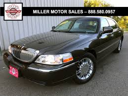 grey lincoln town car for sale used cars on buysellsearch