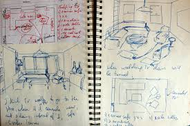 home design exles interior design sketchbook
