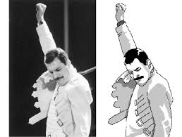 Freddie Mercury Meme - freddy mercury rage pose with memes