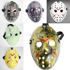 Jason Halloween Costume Masquerade Masks Jason Voorhees Mask Friday The 13th Horror Movie