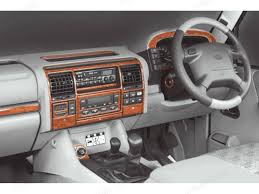 land rover discovery interior landrover discovery 3 4 99 05 wood trim kit for interior dash