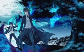 blue exorcist anime blue exorcist ao no exorcist kurikara rin okumura yukio