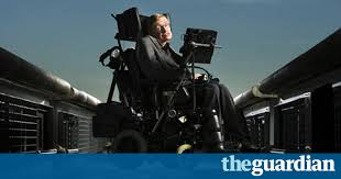 Stephen Hawking Chair In Search Of The Next Stephen Hawking Science The Guardian
