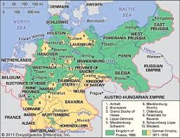 geographical map of germany germany germany from 1871 to 1918 history geography
