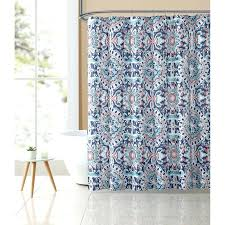 Home Classics Shower Curtain At Home Shower Curtains Splash Home Hydra Coral Shower Curtain