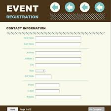 sign up form template corol lyfeline co