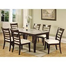 Overstock Dining Room Sets by Whitney 7 Piece Dining Room Set Free Shipping Today Overstock