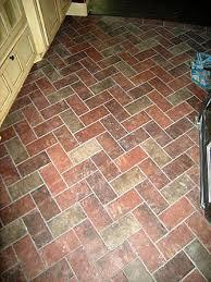 brick veneer on family room floor ceramic tile advice forums
