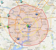 washington dc airports map around washington dc media systems inc the aerial