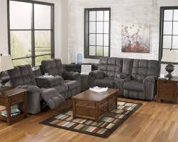 Side Table For Sectional Sofa by Reclining Sectional Sofa With Right Side Loveseat Cup Holders And