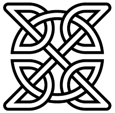 file celtic knot insquare svg wikimedia commons