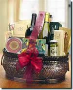 christmas wine gift baskets christmas wine gifts wine gift baskets last minute