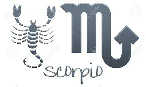 scorpio zodiac signs navy plastic style stock photo picture and