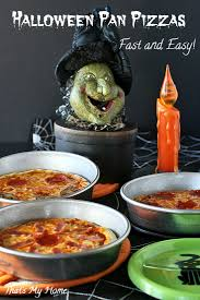 halloween personal pan pizzas that u0027s my home