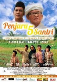 film indonesia terbaru indonesia 2015 sinopsis film penjuru 5 santri jagalah lingkungan kita