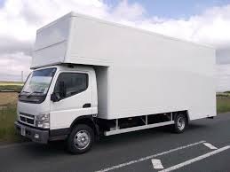 mitsubishi fuso box truck removal sold mac u0027s trucks huddersfield west yorkshire