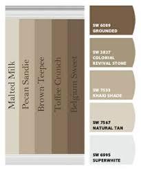 sherwin williams realist beige neutral paint colors pinterest