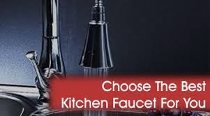 reviews on kitchen faucets best kitchen faucets reviews 2016 2017 kitchenato