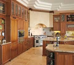 Medium Brown Kitchen Cabinets by 30 Best Kitchens Light Brown Images On Pinterest Kitchen