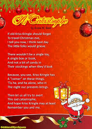 christmas poems kids christmas celebrations