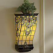 Stained Glass Wall Sconce Wall Ls Sconces Stained Glass Wall Lights Seventh Avenue