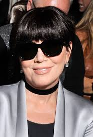 kris jenner haircut kris jenner s bangs hair makeover see her new look from paris