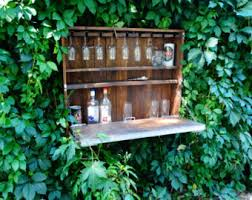 Furniture Wine Bar Cabinet Beautiful Handmade Rustic Furniture For You By Paradiseoffurniture