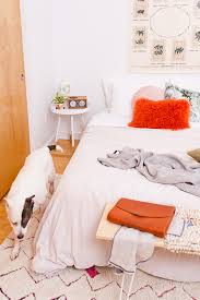 Guest Bedroom Bed - be my guest an organic modern guest bedroom makeover