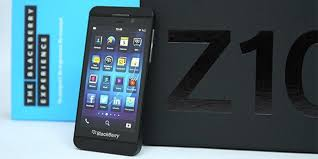 paket BlackBerry Z10
