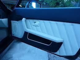 porsche suede porsche 924 968 944 interior re upholstery restoration