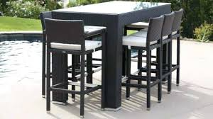 Patio Bar Chairs Outdoor Counter Stools Size Of Bar Bar Chairs Patio Bar