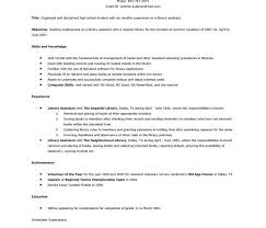 resumes for highschool students high student resume with