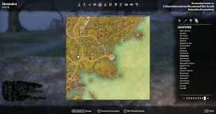 Greenshade Ce Treasure Map Rivenspire Ce Treasure Map Eso Treasure Maps Cyrodiil Treasure Map