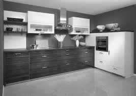 galley kitchen with black cabinets genuine home design
