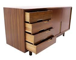 Ideas For Contemporary Credenza Design Cabinet U0026 Storage Walnut Danish Mid Century Modern Credenza With