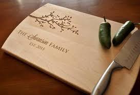 wedding gift cutting board custom engraved cutting board personalized cutting board cutting bo
