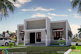 cost u20b918 lakhs small simple modern house kerala home design
