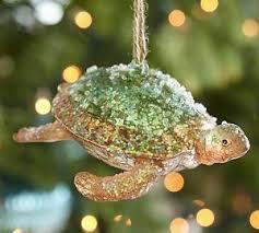 beach christmas decorations tree tidal treasures