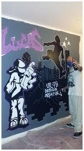 graffiti chambre ur 78 décoration graffiti chambre d enfant