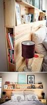 Easy Headboard Ideas Awesome Simple Pallet Projects Pallet Furniture Project Idea Share