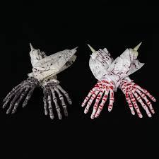 Halloween Skeleton Online Get Cheap Halloween Skeleton Hands Aliexpress Com