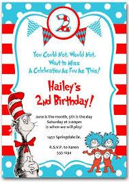 dr seuss birthday invitations kawaiitheo com