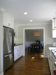 Galley Kitchen Designs Pictures by The 25 Best Galley Kitchen Redo Ideas On Pinterest Galley