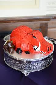 62 best arkansas razorbacks cakes images on pinterest arkansas