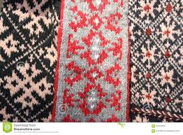 traditional latvian pattern stock image image 63442109