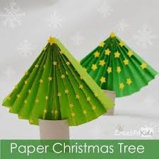 Christmas Tree Decoration Craft Ideas - 28 christmas crafts made from toilet paper rolls spaceships and